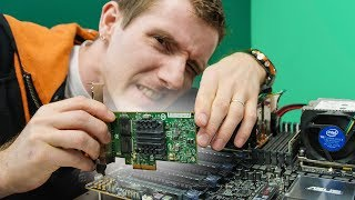 I\'ve NEVER been so FRUSTRATED... Hot-Swapping PCIe Cards
