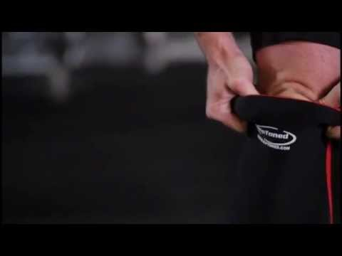 Best Knee Sleeves Review - 7mm Neoprene Compression Sleeve for Weightlifting Running & Basketball