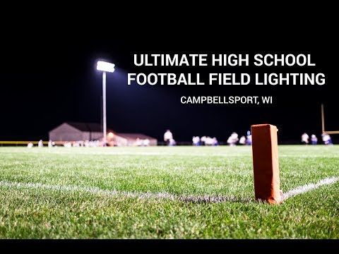 #1468: Campbellsport High School Football Field Lighting