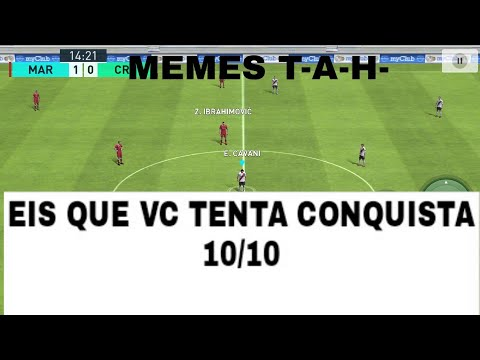 T A H Memes Pes Mobile 2018 Youtube