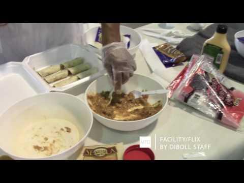 Diboll Correctional Center Cooking Contest