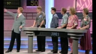 Family Fortunes-The Sargeants Vs The Jones