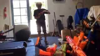 Nerf gun reviews for the big shock
