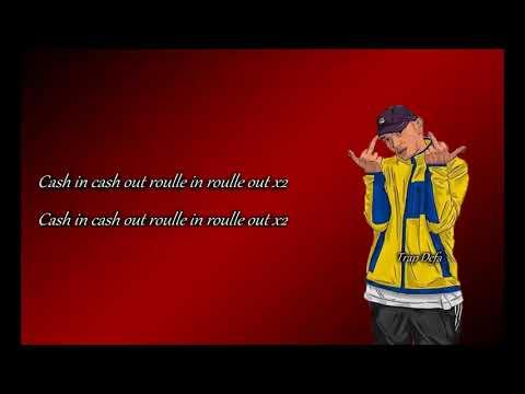 Buta × S4MM - Cash in/out (Lyrics video)