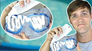 DIY Swimming Pool - Underwater Life Hacks