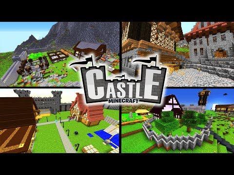 ALLE Burgen! NEUSTER Stand! & meine Kneipe! - Minecraft CASTLE #15 - Ancient Warfare 2 Mod