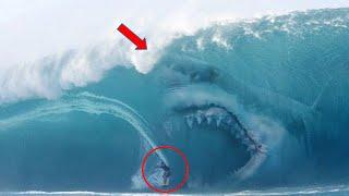 Die 3 Größten Monster versteckt im Meer!