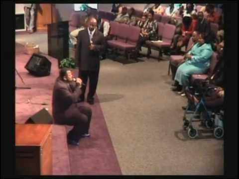 The Original Gospel Express *Take It To Jesus* (featuring Tenor singer, Minister Jeffery Williams)