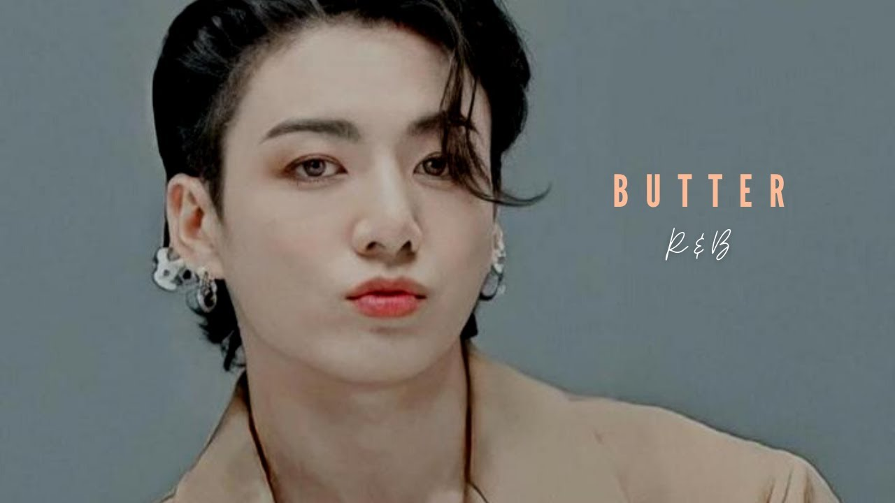 """JUNGKOOK FMV """"Butter R&B"""""""