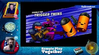 Steam Remote Play Together Event - Enter the Gungeon (rebroadcast segment 04 of 10)