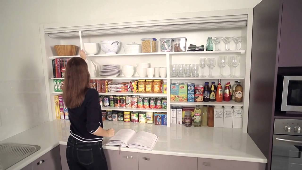Benchtop And Splashback Pantry Youtube