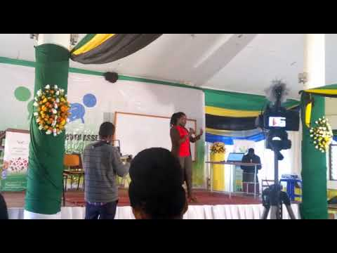 General voices of Youth in  Tanzania National Youth Assembly(1)