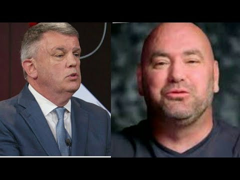 """Teddy Atlas """"Dana White is a Dictator, If you want to fix Boxing turn it into the UFC"""""""