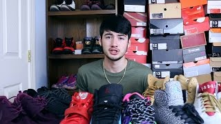 NOAH BOAT'S ENTIRE SNEAKER COLLECTION