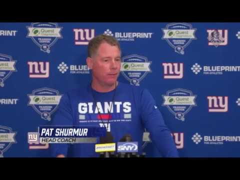Pat Shurmur's Day 2 Rookie Minicamp Press Conference