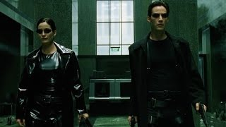 Матрица (1999)— русский трейлер HD