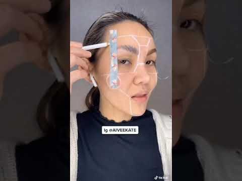Robot Cyborg Tiktok Makeup Tutorial & Storytime