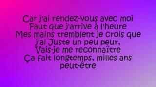 VALÉRIE CARPENTIER - Le Rendez-Vous (Paroles)