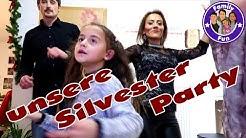SILVESTERPARTY FEIER SPEZIAL | wir feiern die ganze Nacht | ein gutes neues jahr wünscht FAMILY FUN