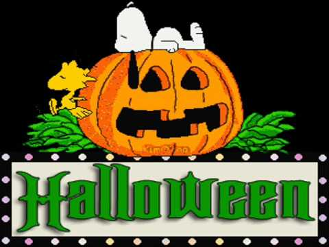Snoopy's Halloween - YouTube
