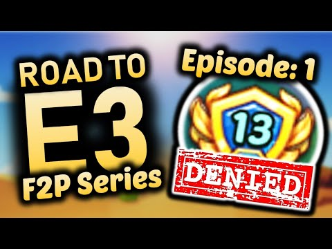 A Fresh Start - Road to E3: Ep.1 - An IDLE HEROES F2P Series