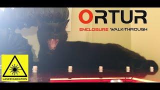 Ortur Laser Master 2 - Diode Laser Enclosure Walk-through