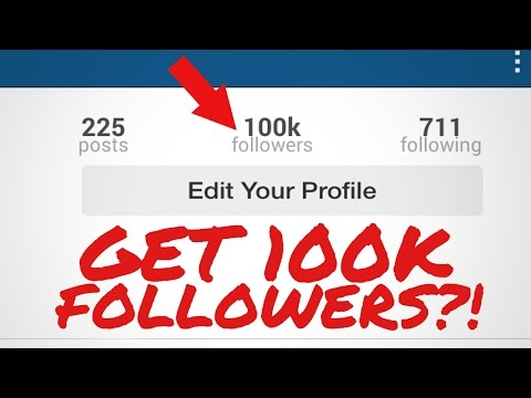 How To Gain Thousands Of Instagram Followers For Free Methods