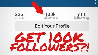 How to Gain THOUSANDS of Instagram Followers for FREE (2 Methods)