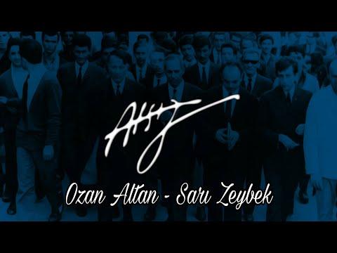 Hüseyin Nihal Atsız - Sarı Zeybek (Ozan Altan)