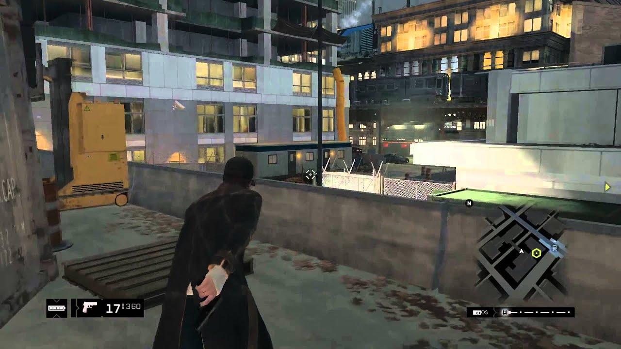 Watch Dogs Gameplay Walkthrough Part 3 (Watch Dogs PC Gameplay 1080p)
