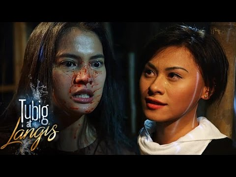 Tubig at Langis: Clara gets back at Lucy