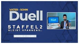 Vater Sohn Duell - Staffel 2 bleibt spannend... | S2 F1