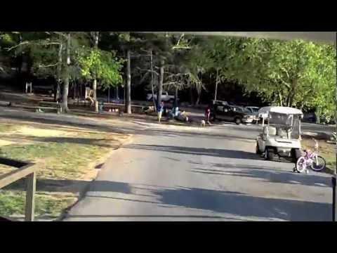 Peachtree City Paths Golf Cart Tour