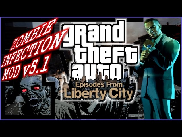 Gta Iv - Grand Theft Auto Iv Eflc ( Mod Zombies ) Part. 1