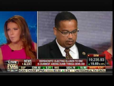 Alan Dershowitz GOES OFF on DNC for Considering Keith Ellison as Party Chair
