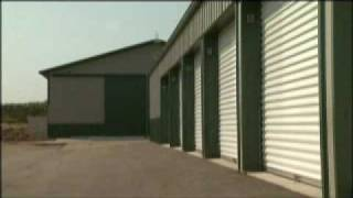 Cleary Building Corp. Mini Storage Building