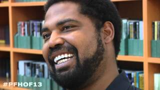 A few minutes with Jonathan Ogden