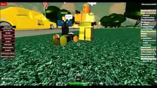 ROBLOX USA Bloxman Attacks a DoD Member