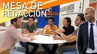 ⚪⚽ ZIDANE VUELVE AL REAL MADRID  | MESA DE REDACCIÓN de El Chiringuito