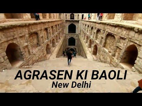 Agrasen ki Baoli | New Delhi | Travel Diary - 2017