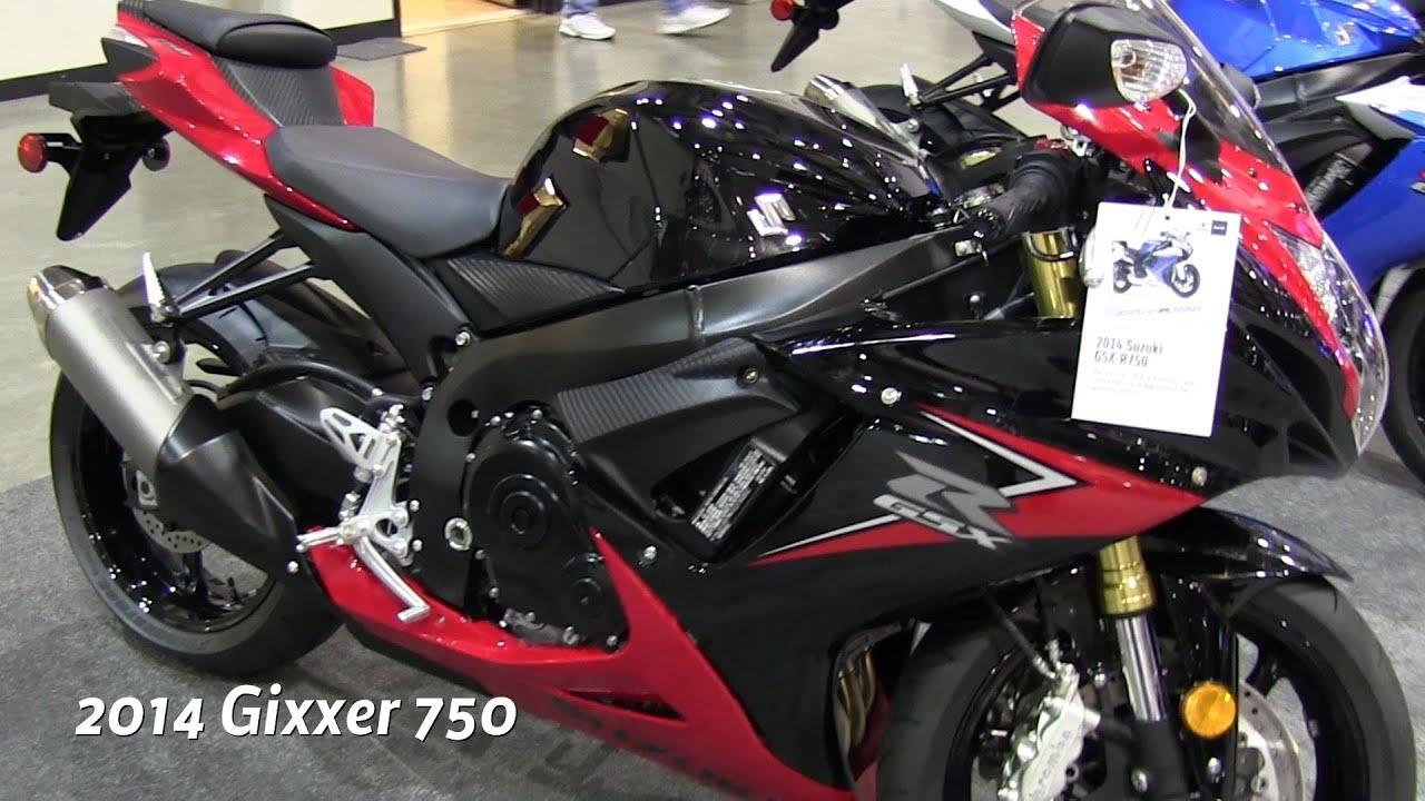 2014 Suzuki GSX-R750 Walk Around Video + Canyon Riding GoPro HERO 3 ...