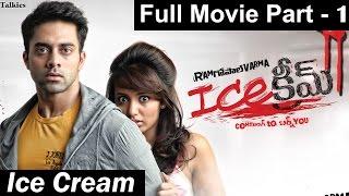 Repeat youtube video Ice Cream Full Movie    Part 1/2 - Navdeep, Tejaswi Madivada