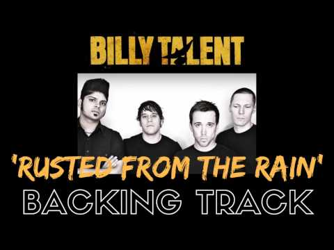 Billy Talent - 'Rusted From The Rain' [Full Backing Track]