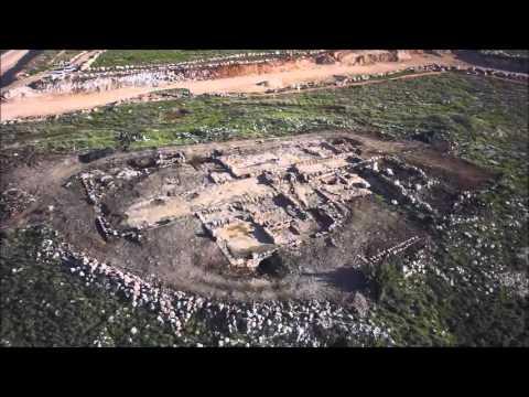 Opgravingen Rosh Ha-Ayin