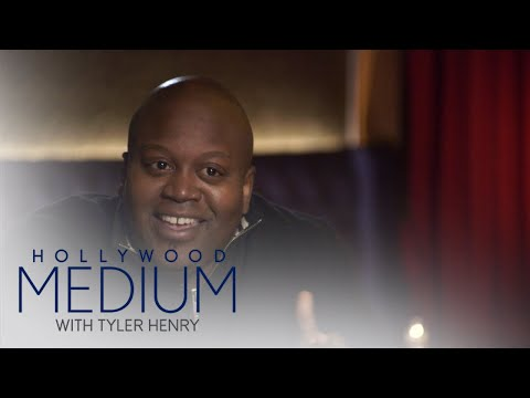 Tituss Burgess' Grandma Watches When He's Intimate?!  Hollywood Medium with Tyler Henry  E!