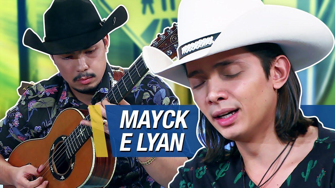 Mayck E Lyan Musica Na Estrada Youtube