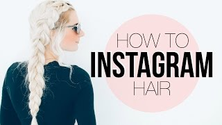 How to Have Instagram Worthy Hair! + Cute Braid Ideas! | Aspyn Ovard