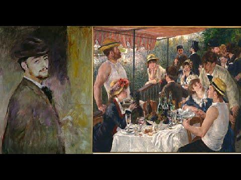 Pierre auguste renoir opere tra le pi importanti dal 1864 for Quadri facili da dipingere