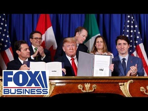 Senate holds review of USMCA trade agreement