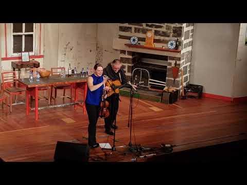 Maggie Adamson and Brian Nicholson - Bothy Ballad Championship 2018
